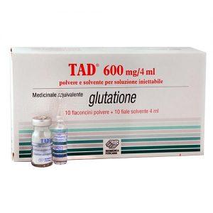 medicina i glutation
